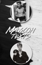 magcon texts  by ariyala