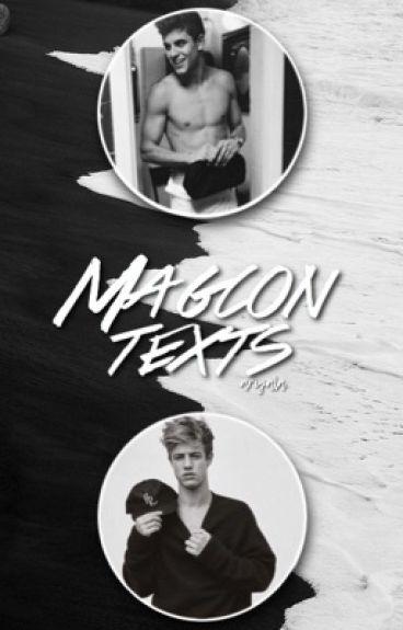 magcon texts