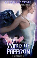Wings of Freedom by BeautyAngelsSky