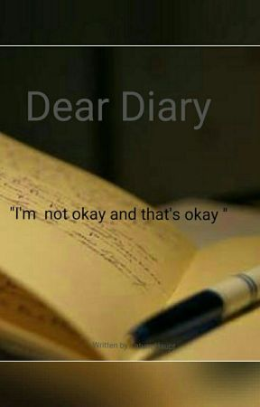 Dear Diary  by tatumhaupt123
