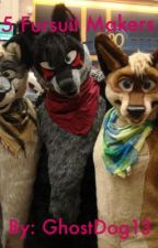 15 FURSUIT MAKERS by GhostDog13