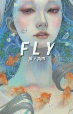 fly; jikook by raissaolotto