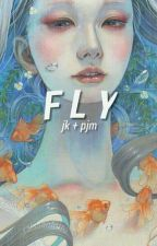 fly; jikook by raissaolotto
