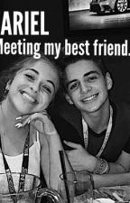 Meeting my BestFriend #zariel by ELLIEGRAZER