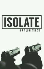 Isolate // Eliot Spencer by fanwriter57