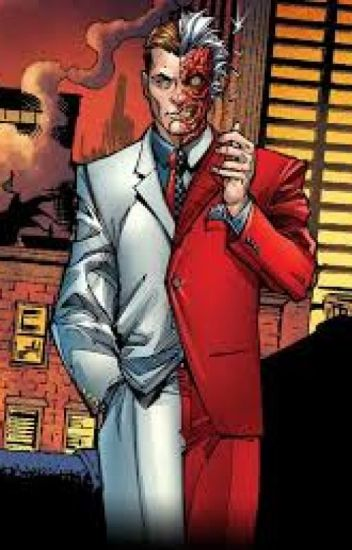 That Beautiful Woman In Arkham (Two-Face/Harvey Dent)