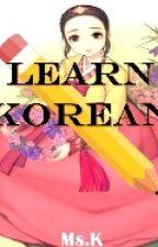 Learn Korean by Kaishae_pain
