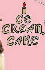 Ice Cream Cake by deaajengss