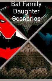 Bat Family × Reader Senarios - Bat fam x Suicidal Reader - Wattpad