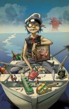 2D X Reader [The Plastic Beach] by soulgorillaz