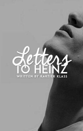 Letters to Heinz ✔ by KartierKlass