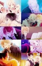 The forgotten butler (diabolik lovers x butler!male!reader x male oc's) by daviddawson106
