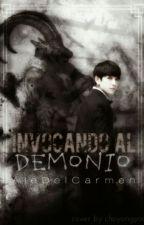 |Invocando Al Demonio|Junior GOT7 by AleDelCarmen