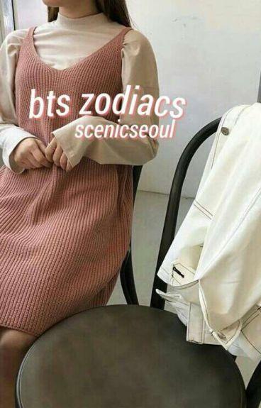 BTS Zodiacs