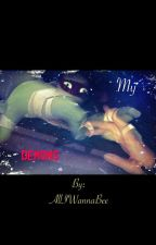 My Demons (TMNT fanfic) by AllIWannaBee