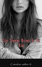 Cody Simmons Belongs To The King by Canadian_author_13