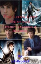 The long lost Demigod | Percy Jackson x Reader | by LilyBrooks9