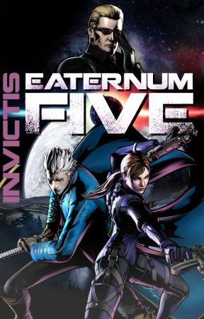 Invictis: Eaternum Five by Chiraldragon