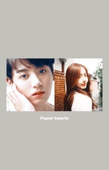 신국 ㅡ; Paper hearts