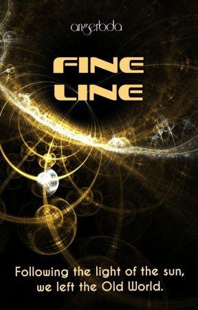 Fine Line by angerbda