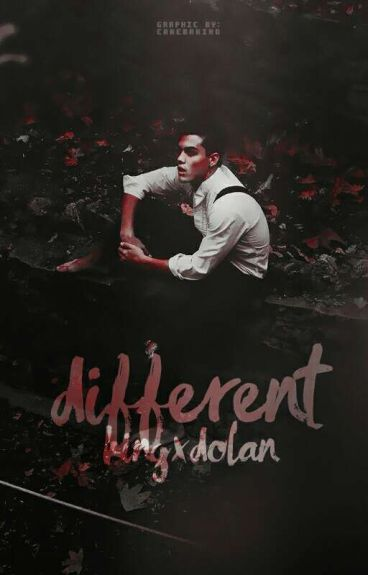 Different || G.D. Vampire Fanfic