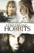 Concerning Hobbits by Skipology