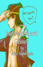 Jawbreakers and Glasses by Arisa_Nightingale