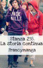 Stanza 258.  by francyManga