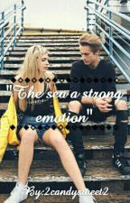The Sea a strong emotion by 1candysweet1