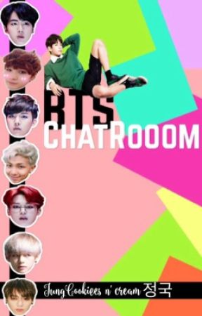 BTS CHATROOM by cksauce