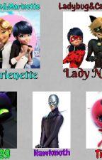 Miraculous Ladybug Das Geheimnis by DeniseLoveR5