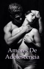 Amores de adolescencia by daaryw