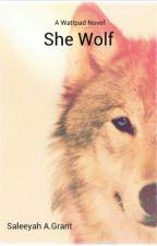 Shewolf by saleeyah_
