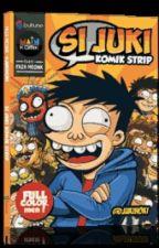 Si Juki : Komik Strip by MasterBroGamerz