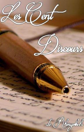 Les Cent Discours by Rhosgobels