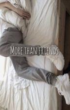 More than Friends    JIKOOK by rjneedsjesus