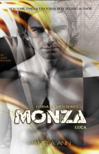 Monza (Formula Men) by PamelaAnnAuthor