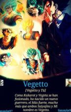 Vegetto (Goku, Vegeta, Vegetto y tú) Concurso Team Dragon Ball. by Sayayin97