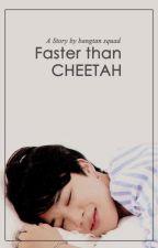 [NC] Faster than CHEETAH → P.J.M ← by bangtansqd