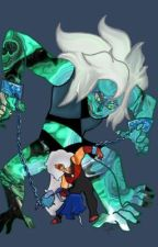 Inside the water beast: a jasper x lapis fanfic (jaspis)  by Shipcrazyfangirl23