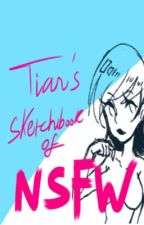 Tiar's sketchbook of NSFW by tiarpopdind