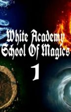 WHITE ACADEMY SCHOOL OF MAGIC by Kim_Hee_Joo