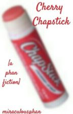 Cherry Chapstick by delicatehowell