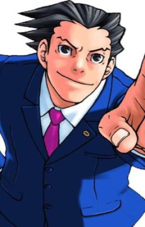 Phoenix Wright X Reader |Ace Attorney| (Collection) - Soulmate AU