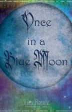 Once in a blue Moon by Orangeone