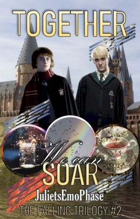 """Together, We Can Soar (A Drarry FanFiction/""""Falling"""" 2 of 3) by JulietsEmoPhase"""