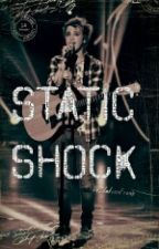Static Shock (Dalton Rapattoni) by DesolationFrank