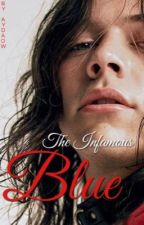 The Infamous Blue » L.S AU by aydaow