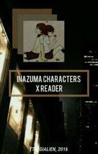 Inazuma Characters x reader by 4Dlicious