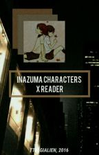 Inazuma Characters x reader by 4Dlicious